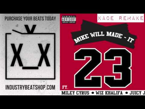 23 (Instrumental) - Mike WiLL Made - It (Feat. Miley Cyrus)
