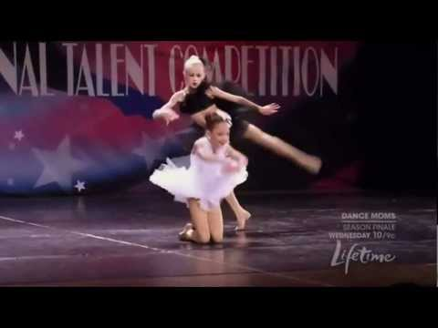 Dance Moms s02e16 - Inside of Me (дуэт Мэдди и Хлои)