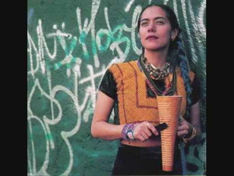 Lila Downs - Alcoba Azul (к/ф Фрида) танго