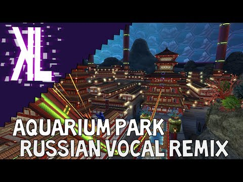 Sonic Colors - Aquarium Park Act 1 с русским вокалом
