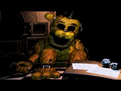 Golden Freddy (Five Nights at Freddy's) - Survive the Night